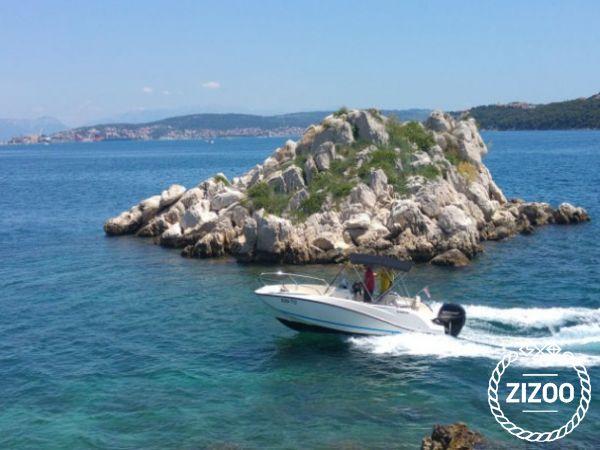 Imbarcazione a motore Quicksilver Activ 605 Open (2014)-0