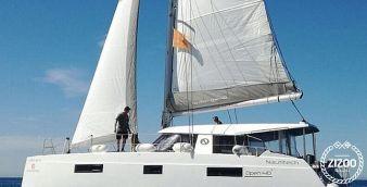 Catamaran Nautitech 40 Open 2015