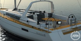Sailboat Beneteau Oceanis 41.1 2018