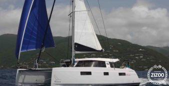 Catamaran Nautitech 40 Open 2016