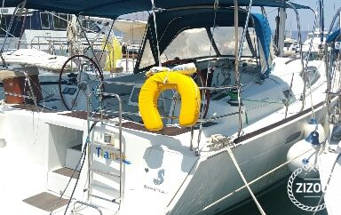 Sailboat Beneteau 43 (2010)