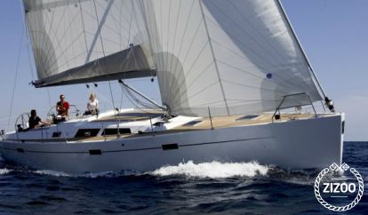 Segelboot Hanse 470 (2010)