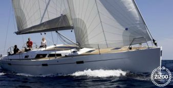 Segelboot Hanse 470 2010