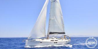 Segelboot Hanse 505 2015