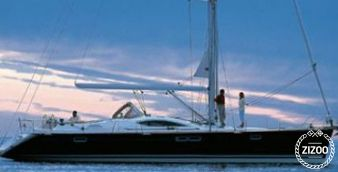 Sailboat Jeanneau 54 DS 2008