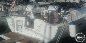 Sailboat Hanse 455 2017
