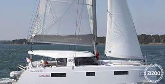 Catamaran Nautitech 40 Open 2014