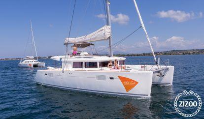 Catamarán Lagoon 450 (2015)