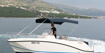 Speedboat Quicksilver 555 2015