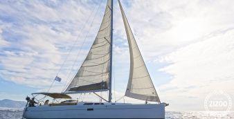 Sailboat Hanse 430e 2008