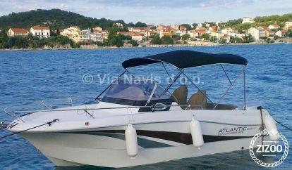 Barco a motor Atlantic Marine 655 Sun Cruiser (2013)