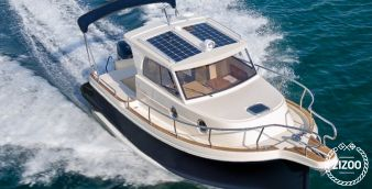 Barca a motore Leidi 660 2017