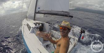 Sailboat Pogo 30 2015