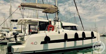 Catamarano Bali 4.0 2017
