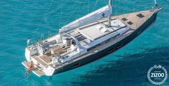 Sailboat Beneteau Oceanis 55 2015