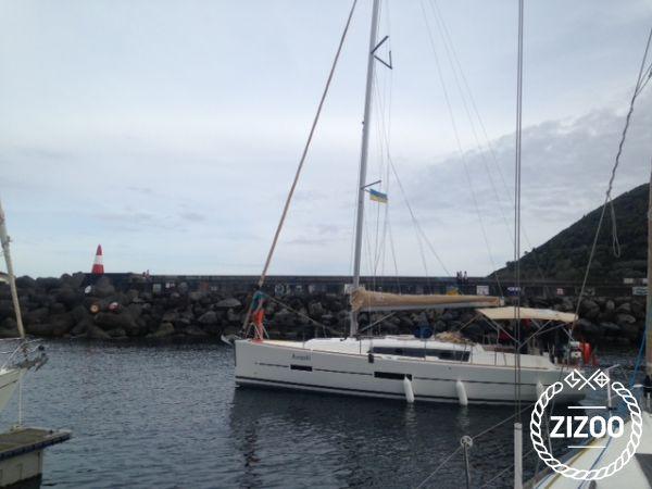 Segelboot Dufour 382 Grand Large (2017)-3