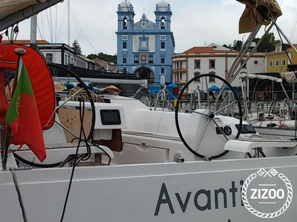 Segelboot Dufour 382 Grand Large (2017)-2