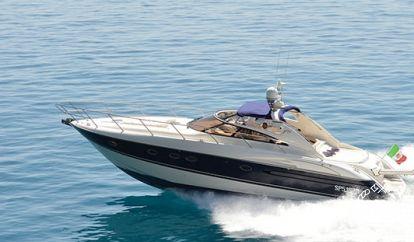 Motor boat Princess V50 (2011)