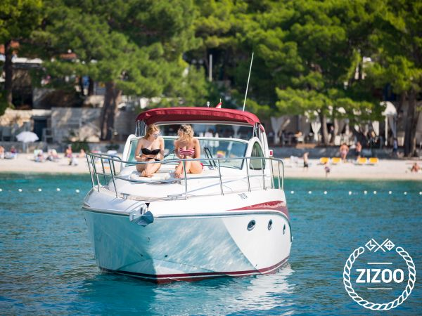 Imbarcazione a motore Pearlsea 33 (2016)-1