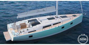 Sailboat Hanse 418 2018