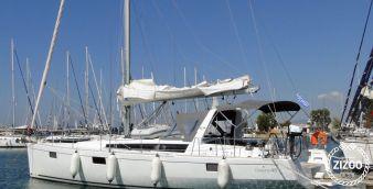 Segelboot Beneteau Oceanis 48 2018