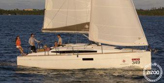 Barca a vela Jeanneau Sun Odyssey 349 2018
