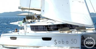 Catamarano Fountaine Pajot Saba 50 2018