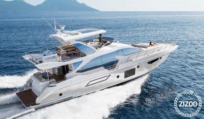 Motorboot Azimut 72 Fly (2018)