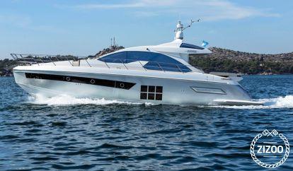 Motorboot Azimut 55 S (2015)