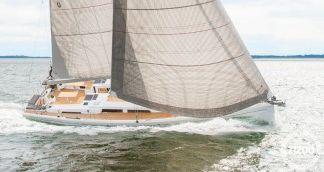 Sailboat Hanse 548 (2018)