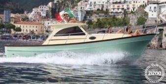 Motorboot Euronautica Ferrara 40 2013