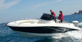 Sportboot Bluline 23 Sundeck (2009)