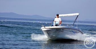 Speedboat Tušek Cobra 499F 2005