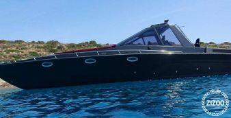Motorboot Stealth 41 C. 1998