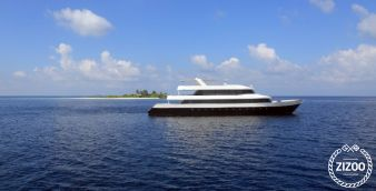 Motor boat Custom Built 2015