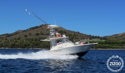 Motor boat Pursuit Offshore 3000 (2004)