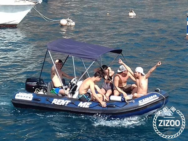Sportboot Astec 400 (2016)-0