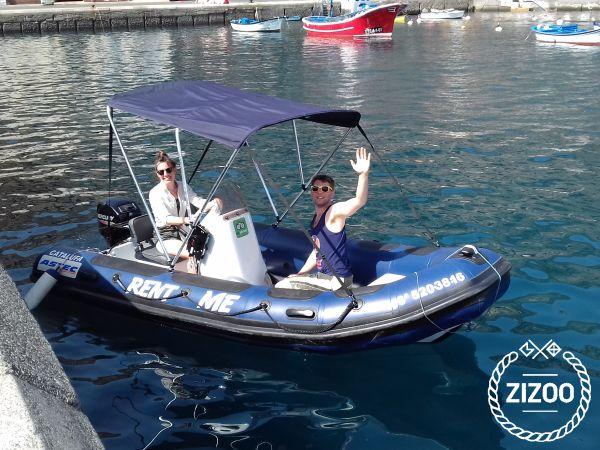Sportboot Astec 400 (2016)-1