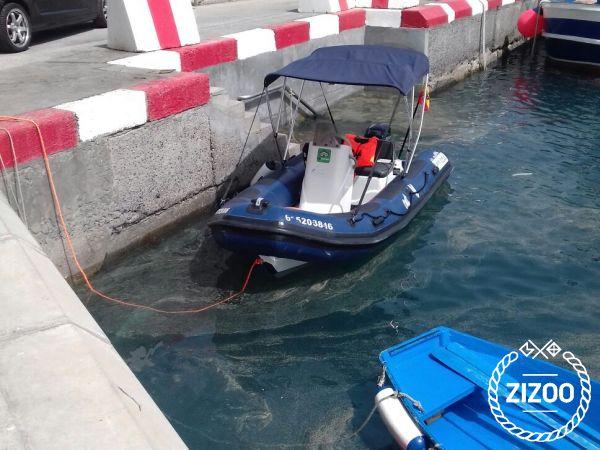Sportboot Astec 400 (2016)-3