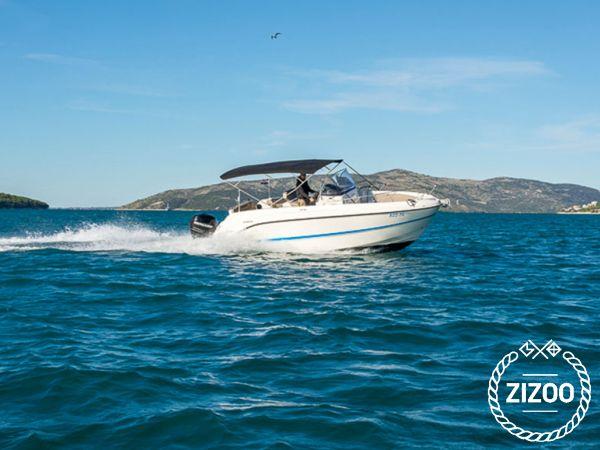 Sportboot Quicksilver Activ 805 Open - 2015 (Umbau 2019)-3