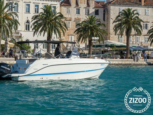 Sportboot Quicksilver Activ 805 Open - 2015 (Umbau 2019)-4