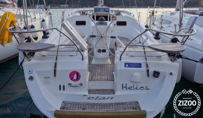Sailboat Elan Impression 344 (2007)