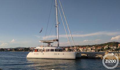 Catamarán Lagoon 560 (2011)