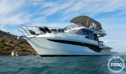 Barco a motor Galeon 460 (2017)
