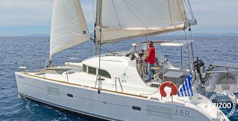 Catamaran Lagoon 380 S2 (2015)