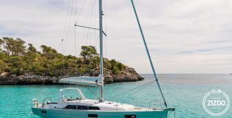 Sailboat Beneteau Oceanis 41.1 2018