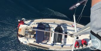Segelboot Elan 431 1999