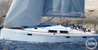 Zeilboot Hanse 418 (2018)
