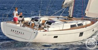 Sailboat Hanse 455 (2018)