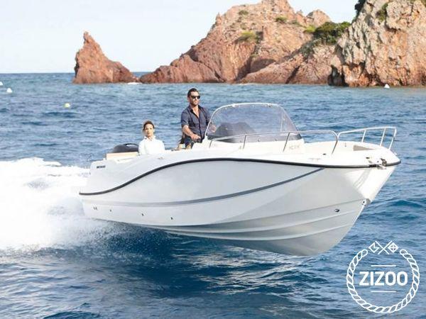 Sportboot Quicksilver Activ 755 SD - 2018 (Umbau 2019)-2